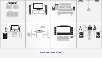 multi room audio \u0026 video electronic repairs, home automation